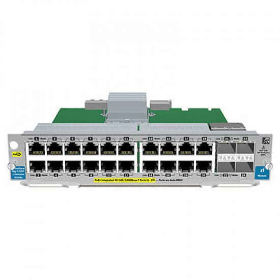 HPE J9549A Switch Gigabit Ethernet