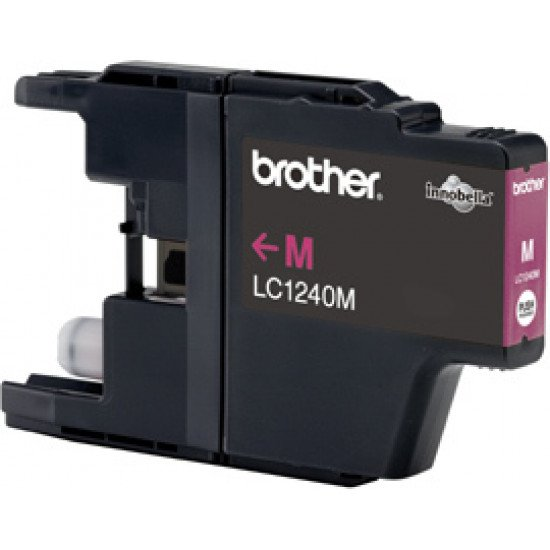 Brother LC-1240M cartouche encre /  Magenta