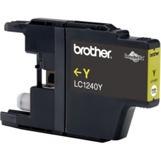 Brother LC-1240Y cartouche encre /  Jaune
