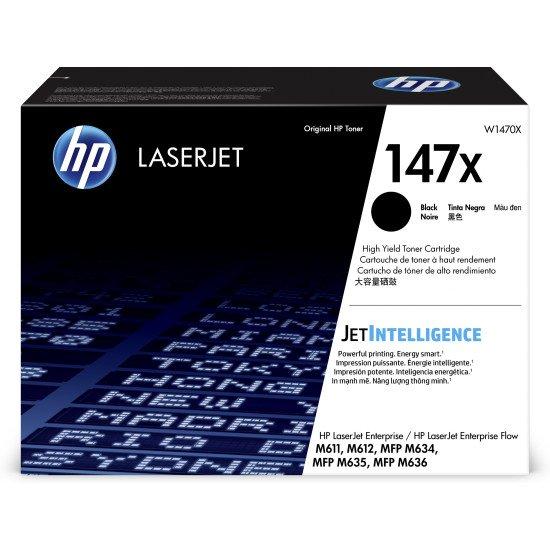 HP LaserJet 147X Original Noir 1 pièce(s)