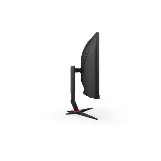 "AOC Gaming CU34G2X/BK écran PC 34"" 3440 x 1440 pixels WQHD LED Noir"