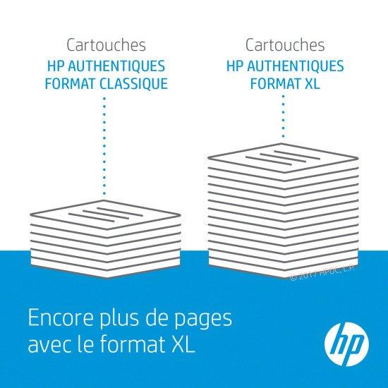 HP 305XL Original Cyan, Magenta, Jaune 1 pièce(s)