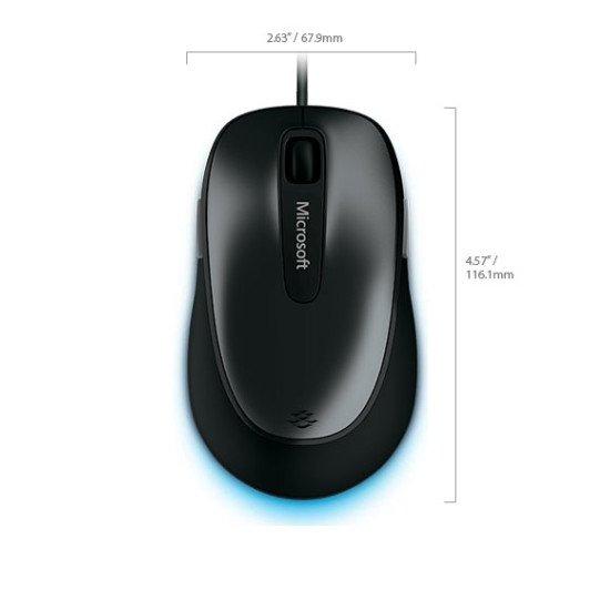 Microsoft Comfort Mouse 4500  Souris BlueTrack Filaire