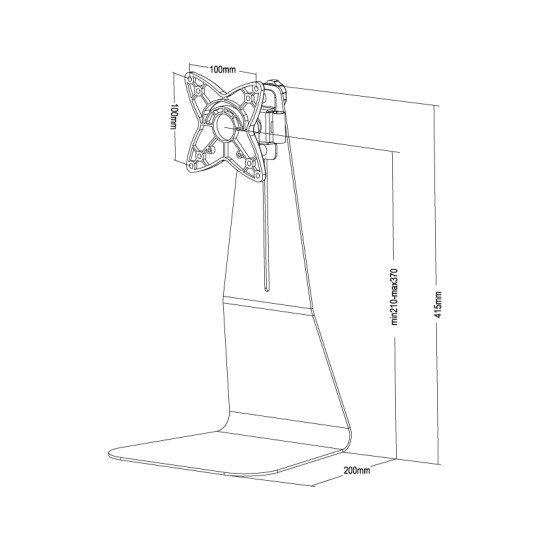 Newstar FPMA-D850BLACK support bureau