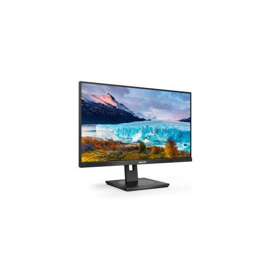 """Philips S Line 275S1AE/00 LED écran PC 27"""" 2560 x 1440 pixels 2K Ultra HD LCD Noir"""