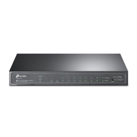 TP-LINK TL-SG2210P commutateur réseau Géré L2/L4 Gigabit Ethernet