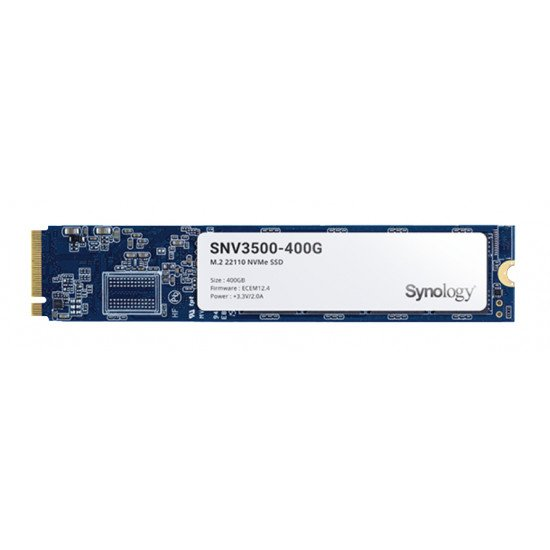 Synology SNV3500-400G disque SSD M.2 400 Go PCI Express 3.0 NVMe