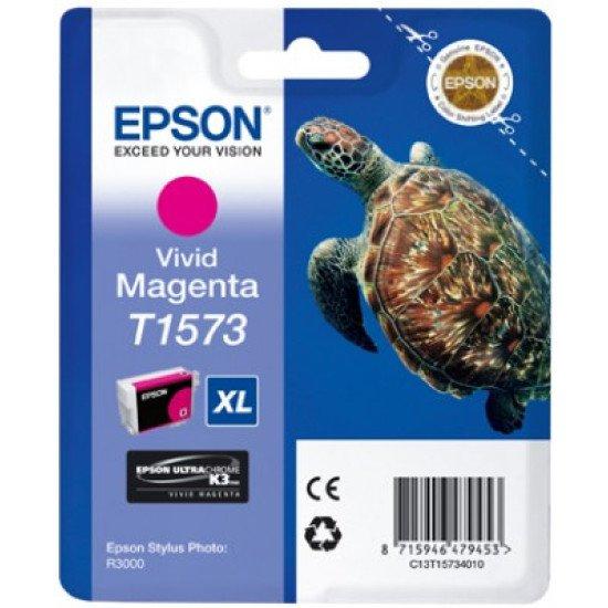 Epson T1573 Cartouche encre Magenta