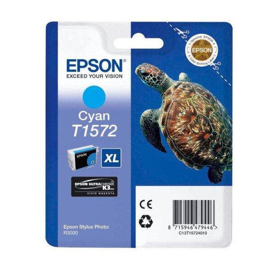Epson T1572 Cartouche encre Cyan