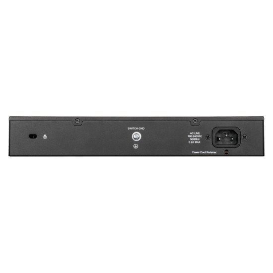 D-Link DGS-1100-24PV2 commutateur réseau Géré Gigabit Ethernet