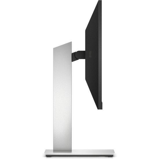 """HP E-Series E23 G4 écran PC 23"""" 1920 x 1080 pixels Full HD LCD Noir, Argent"""