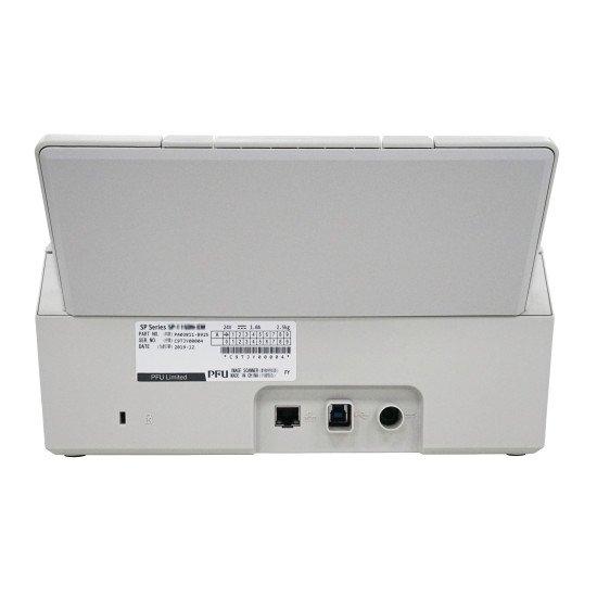 Fujitsu SP-1125N 600 x 600 DPI Scanner ADF Gris A4