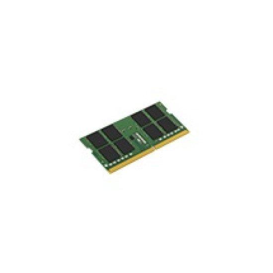 Kingston Technology KVR32S22S8/16 module de mémoire 16 Go 1 x 16 Go DDR4 3200 MHz