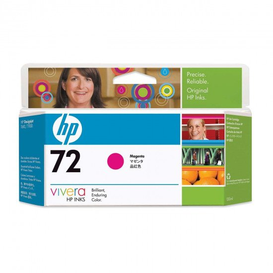 HP 72 / C9372A Cartouche encre / Magenta