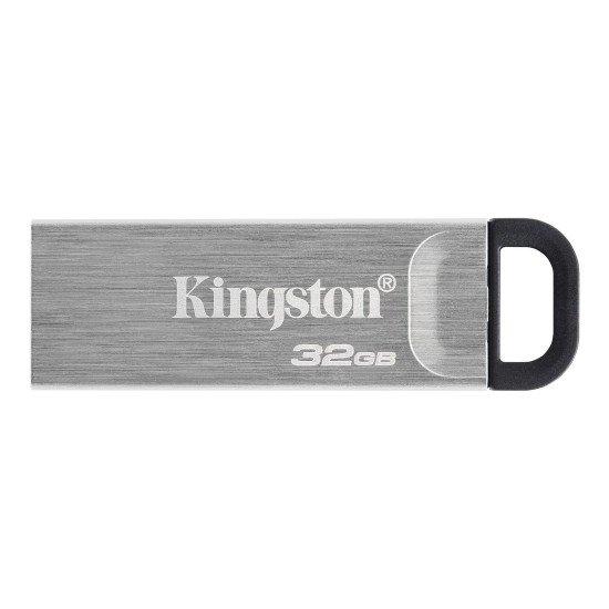 Kingston Technology DataTraveler Kyson lecteur USB flash 32 Go USB Type-A 3.2 Gen 1 (3.1 Gen 1) Argent