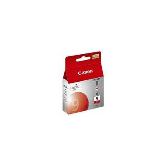 Canon PGI-9R Cartouche encre / Pigment rouge
