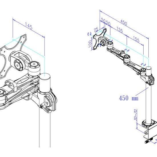 Newstar FPMA-D935 support bureau