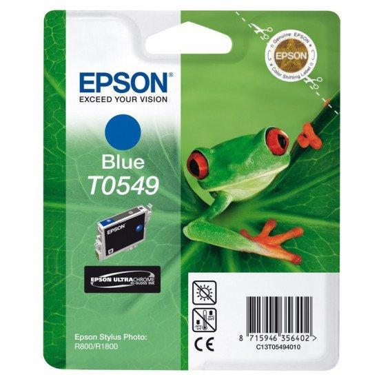 Epson T0549 Cartouche encre Bleu