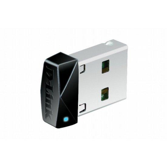 D-Link DWA-121 Adaptateur réseau Sans fil USB