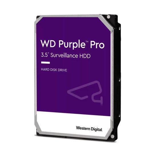 """Western Digital Purple Pro 3.5"""" 14000 Go Série ATA III"""