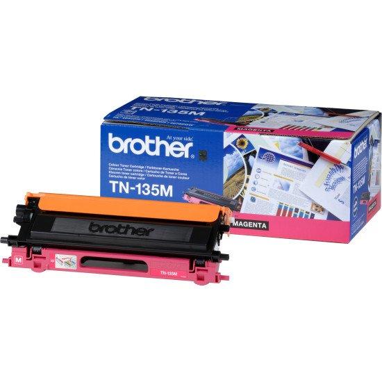 Brother TN-135M Toner  Magenta