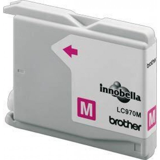 Brother LC-970M cartouche encre /  Magenta