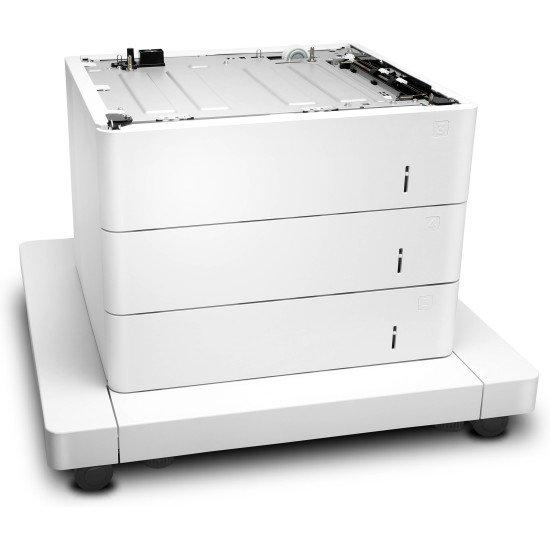 HP Alimentation papier LaserJet 3x550-sheet avec cabinet
