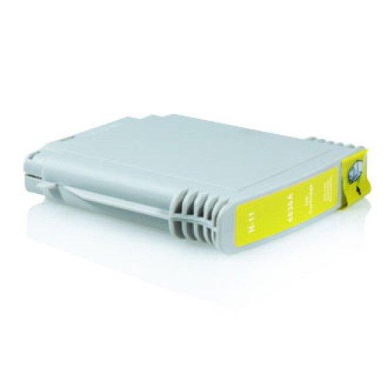 Cartouche compatible HP 940 XL / C4909A Jaune