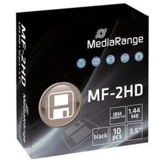 "Mediarange disquette 3,5"" MF-2HD 10p."