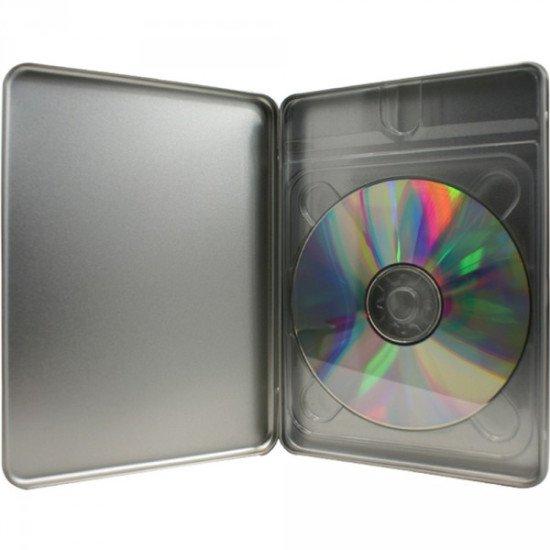 Boitier DVD métal