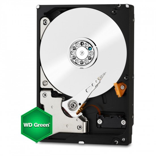 "Western digital Caviar Green 3,5"" 2To SATA III"